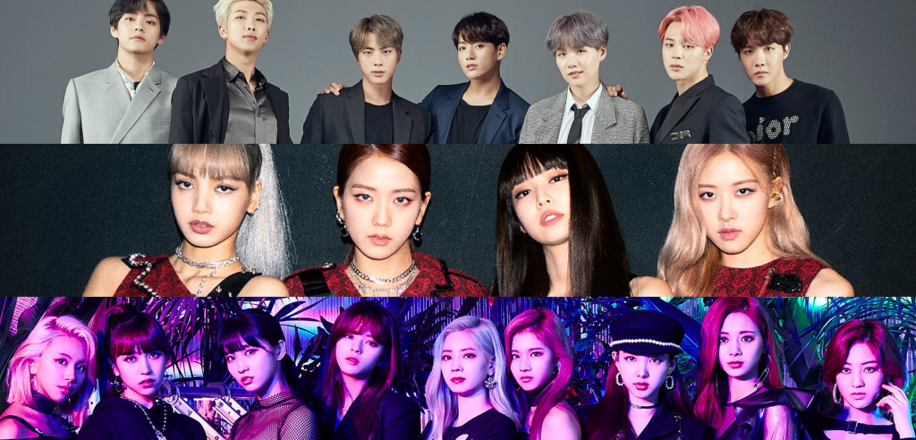 Top 3 In Idol Group Brand Values For June 2019 Are BTS